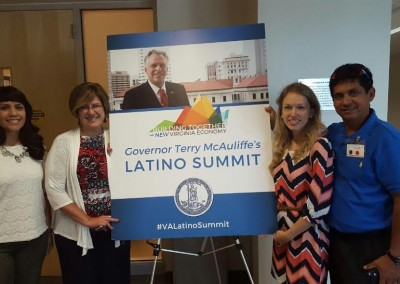 Enroll VA Staff Latino Summit